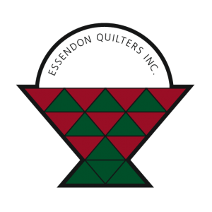 The Essendon Quilters Inc. logo