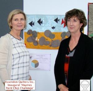 EQI Inaugural Haymes Paint Chip Challenge