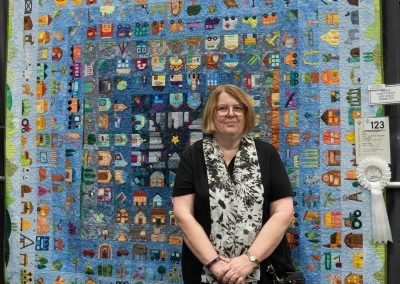That Town & Country Quilt by Debbie Travis 01