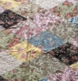 Lorraine C #12: Spring, socks and sewing