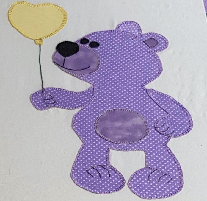 Denise C #4: Baby quilt