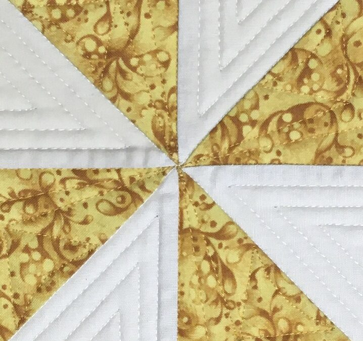 Robyn R #21: Puzzle Quilt