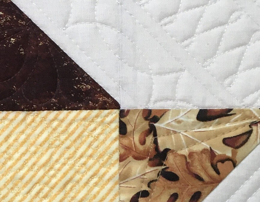 Robyn R #22: Puzzle Quilt
