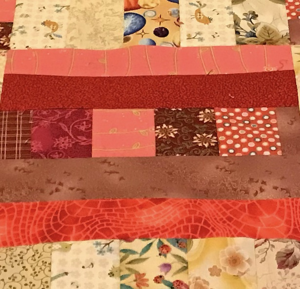 Denise S #25: From strips to squares
