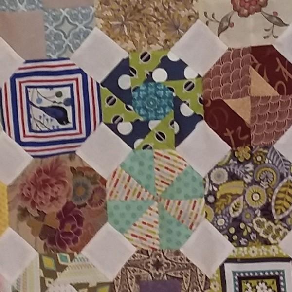 Nadine B #33: Octagons