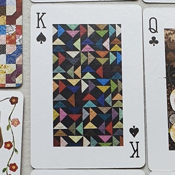 Nadine B #35: Playing cards