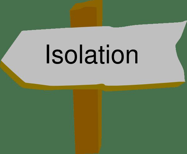 Lorraine C #49: Isolation woes